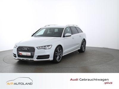 gebraucht Audi A6 Allroad quattro 3.0 TDI S tronic LED Navi PDC SHZ schwarz