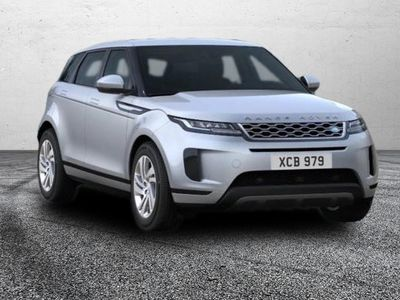 gebraucht Land Rover Range Rover evoque 2.0 D150 AWD Pure Business...