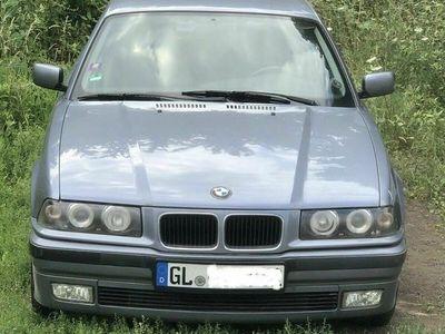 gebraucht BMW 316 i Coupé Benzin/LPG als Sportwagen/Coupé in Overath