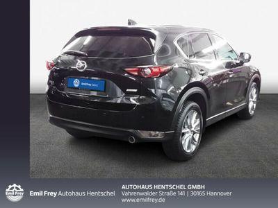 gebraucht Mazda CX-5 SKYACTIV-G 194 Aut. KANGEI