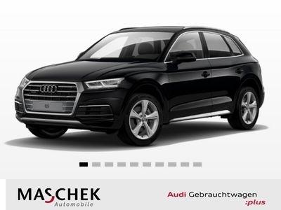 gebraucht Audi Q5 Sport 40 TDI LED AHK Alcantara virtualcpt PDC M