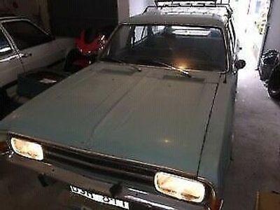 gebraucht Opel Rekord C Caravan Deluxe L
