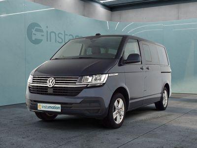 gebraucht VW Multivan LT T6.12.0 TDI DSG Comfortline Navi/AHK/Standheiz
