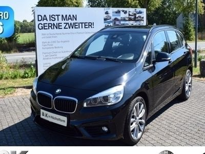 gebraucht BMW 218 d Active Tourer,LED,DAB,HiFi,PDC (Navi Xenon Klima