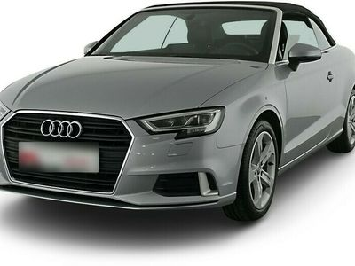 gebraucht Audi A3 Cabriolet A3 sport 1.5 TFSI LEDLederPDC