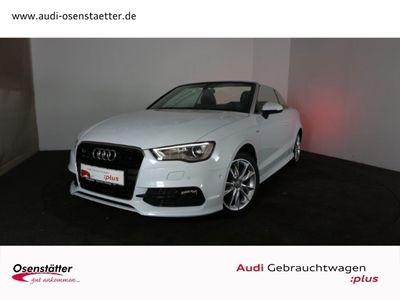 gebraucht Audi A3 Cabriolet Ambition 2.0 TDI clean diesel 110 kW (150 PS) 6-Gang
