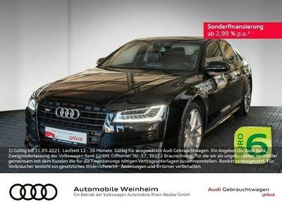 gebraucht Audi S8 plus 4.0 TFSI qu Matrix LED Head-Up Display N