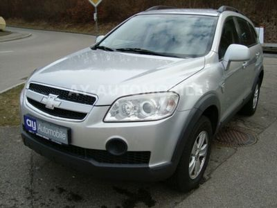 gebraucht Chevrolet Captiva 2.4 LS 2WD 5-Sitzer