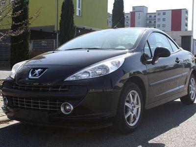 gebraucht Peugeot 207 CC 120 VTi Sport