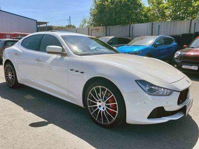 gebraucht Maserati Ghibli 3.0 V6*TV*NAVI*KAMERA*EGSHD*SPORT*TEMPO*