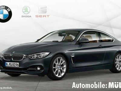 gebraucht BMW 440 - i xDrive Coupé Luxury Line HiFi LED WLAN GSD