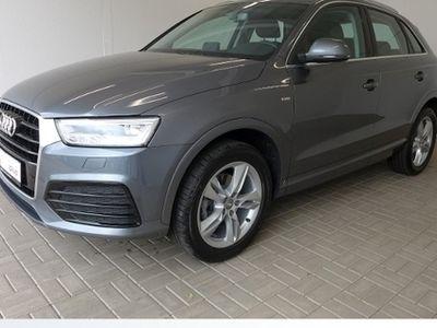 gebraucht Audi Q3 2.0 TFSI design quattro S-tronic/ S-Line /LED/AHK
