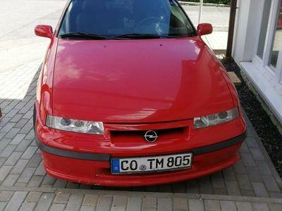 gebraucht Opel Calibra V6 Prins LPG Gasanlage Automatik als Sportwagen/Coupé in Rödental