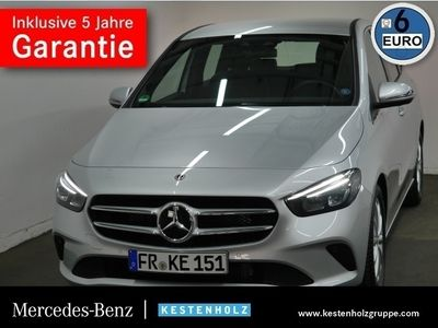 gebraucht Mercedes B180 LED Kamera Spurhalt-Ass Totwinkel PTS Sitzh