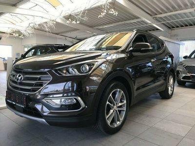 gebraucht Hyundai Santa Fe FL 2.2 CRDI 4WD A/T PREMIUM SICHERHEITS-PAKET. SI