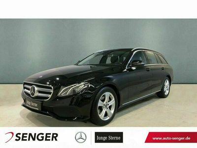 gebraucht Mercedes E220 E220 d T+Avantgarde+Comand+Assist-Plus+LED+Kame