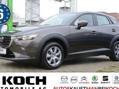 gebraucht Mazda CX-3 L SKYACTIV-G 120 FWD 5T 6GS AL-PRIME (Klima Einpar