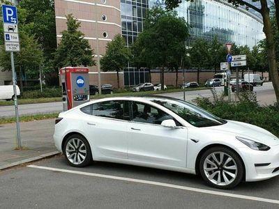 gebraucht Tesla Model 3 AWD LR 13.000 km Modeljahr 2020