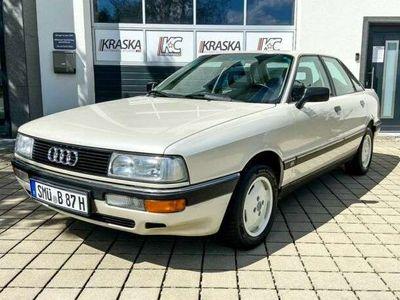 gebraucht Audi 90 Limosine Perlmuttweis ein Traum! 5 Zylinder