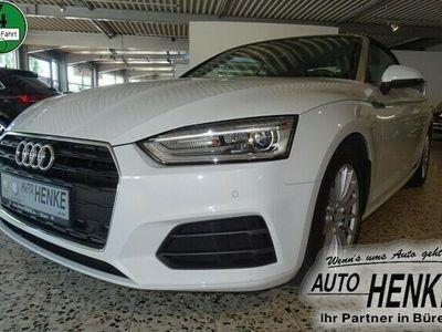 gebraucht Audi A5 Cabriolet 2.0 FSI Rückfahrkamera / Leder / Na