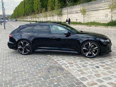 gebraucht Audi RS6 dynamic+Laser+Pano+Garantie 2025 !