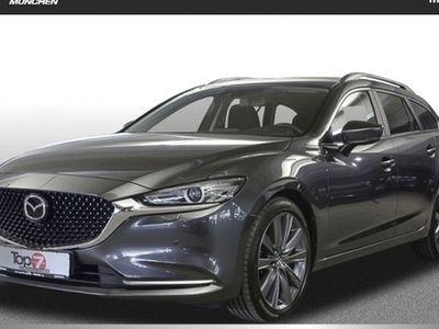 gebraucht Mazda 6 Facelift 2.5 SKYACTIV-G 194 Signature EURO 6d-TE