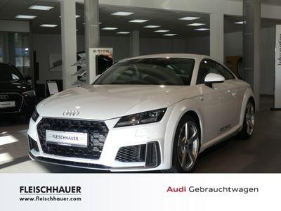 gebraucht Audi TT Coupe 45 TFSI quattro 2.0 EU6d-T S line LED Scheinwerfer