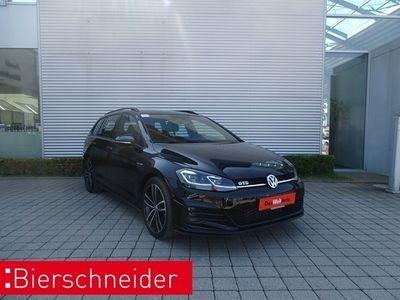gebraucht VW Golf Variant VII 2.0 TDI GTD LED NAVI 5J.-GARANT