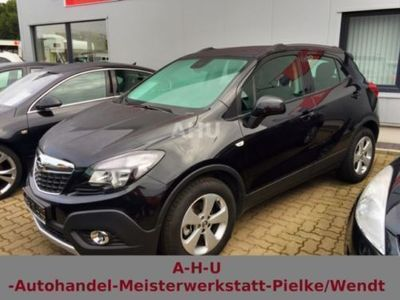 gebraucht Opel Mokka Edition ecoFlex Klima/ALU