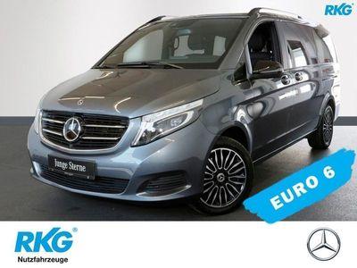 gebraucht Mercedes V250 d 4M AVANTGARDE EDITION Lang Fahrassist.