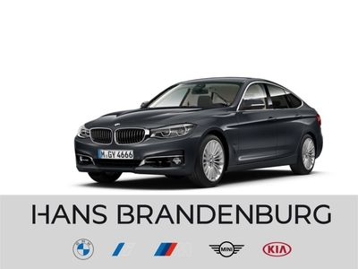 gebraucht BMW 320 Gran Turismo i LED AD Kurvenlicht e-Sitze HUD Rückfahrkam. Fernlichtass. Holzausst. LED-hinten LED-Tagfahrlicht