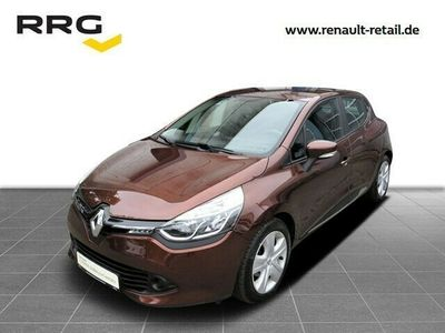 gebraucht Renault Clio IV 1.2 16V 75 Dynamique