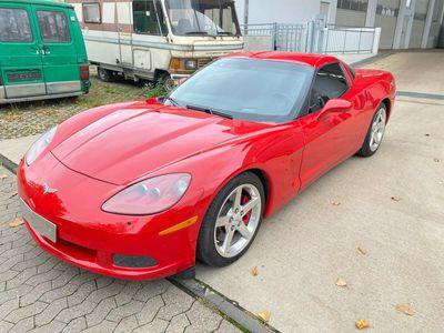 gebraucht Corvette C6 6.2 LS3 Z51 Targa Hud Navi als Sportwagen/Coupé in Köln