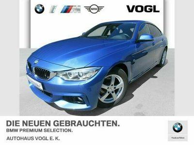 gebraucht BMW 418 Gran Coupé d M Sportpaket HiFi Xenon USB Shz