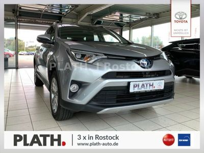 gebraucht Toyota RAV4 Hybrid 4x4 EXE KLIMA NAVI PDC MULTI TEMPO