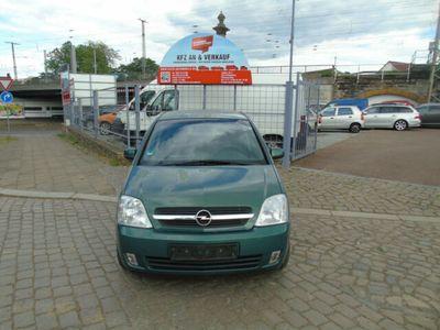 gebraucht Opel Meriva 1.6 Cosmo Klima/ZV