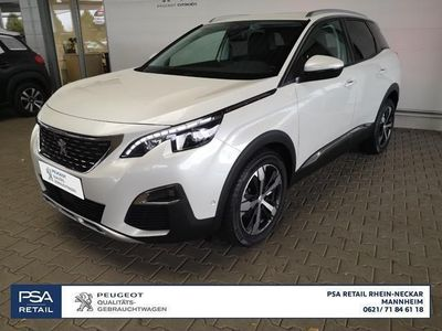 gebraucht Peugeot 3008 Allure BlueHDi 180 S&S EAT8*Navi*Full-LED*SH*Keyless