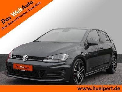 gebraucht VW Golf VII Golf VII GTD DSG Navi Sound (Xenon Einparkhilfe)