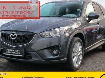 gebraucht Mazda CX-5 2.2D AWD Sports-Line+NAV+RFK+KLIMA+19LM++