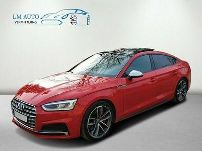 gebraucht Audi S5 3.0 TFSI*Tiptronic*Quattro*TOP*Navi*MFL*SHZ*