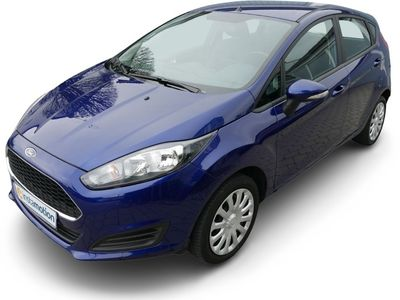 gebraucht Ford Fiesta Fiesta1.25 TREND * WINTERPAKET * SITZHEIZUNG * FRONTSCHEIBENHEIZUNG * KLIMA