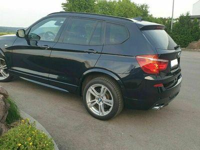 gebraucht BMW X3 xDrive35d Aut. M Sport Individual