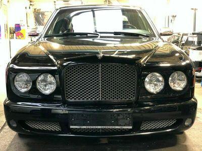 gebraucht Bentley Arnage T Mulliner*1-Hand*Voll Scheckheftgepflegt