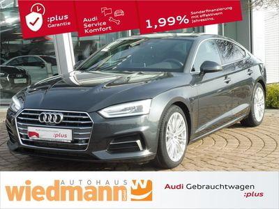 gebraucht Audi A5 Sportback sport 45 TFSI S tr., Virtual+Navi+Alu18