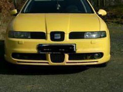 gebraucht Seat Leon 1.9 TDI Top Sport 150 PS ARL