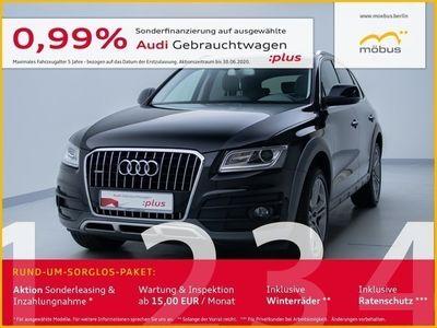 gebraucht Audi Q5 2.0 TDI QU*S-TRO*AHK*PANO*NAVI*B&O*XEN*GRA*BT