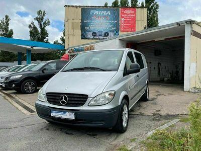 gebraucht Mercedes Vito Kasten 120 CDI kompakt