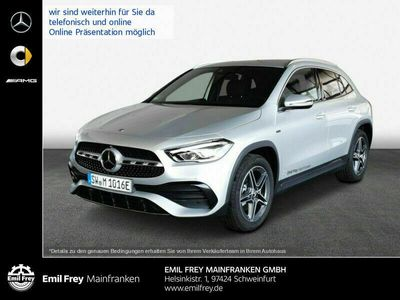 gebraucht Mercedes GLA250 8G AMG*Distronic*SpiegelP*Easy-Pack*LED*
