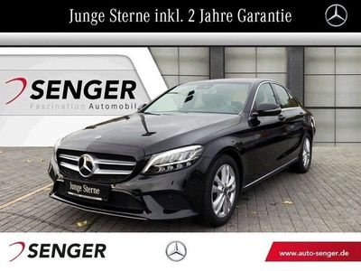 gebraucht Mercedes C220 d Avantgarde+LED+Kamera+Navi+PDC