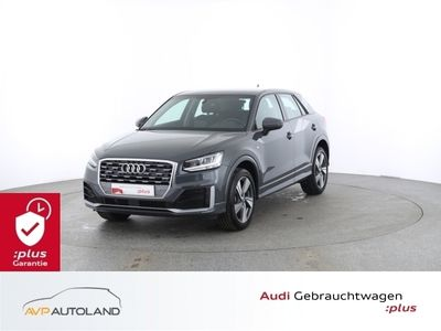 gebraucht Audi Q2 Sport 1.6 TDI S line*PreSense*LED*Navi*SHZ